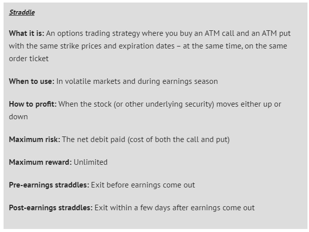 How to Capture Unlimited Profits During Earnings Season